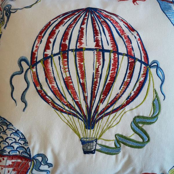 Sanderson Balloon Red