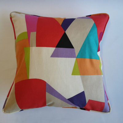 Scion Multi Abstract Cushion